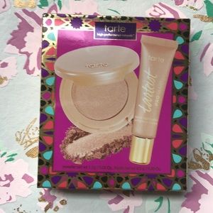 Tarte Overexposed Highlighter set limited edition